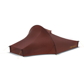 Nordisk Telemark 2 Ultra Light Weight Tent SI Burnt Red